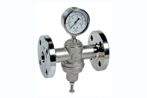SS PRESSURE REDUCING VALVE