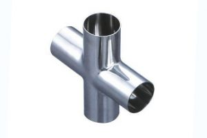 Stainless steel butt-weld tee manufacturer and exporter in bangalore