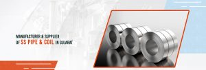 Manufacturer, Supplier and Dealer of Stainless Steel Pipe & Coil in Ahmedabad, Vadodara, Bharuch, Dahegam, Sanand, Anand, Mahesana, Dahod